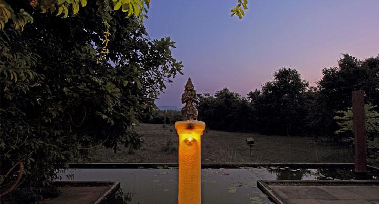 Meditation Bandhavgarh