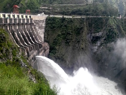 Bhamera Dam