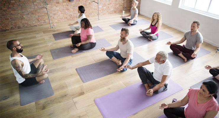 Yoga and Meditation in Bandhavgarh