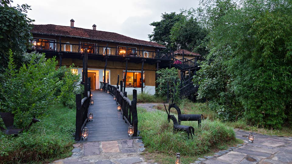 Resorts in Bandhavgarh National Park
