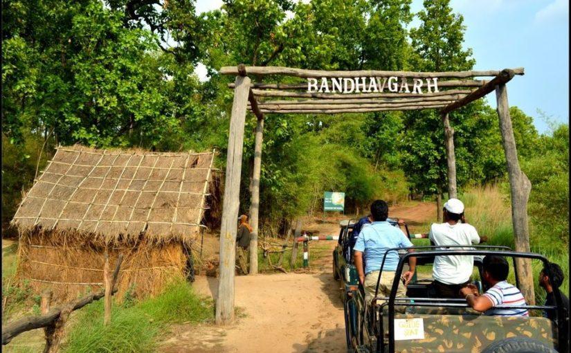 How to reach Bandhavgarh by airways or roadways?